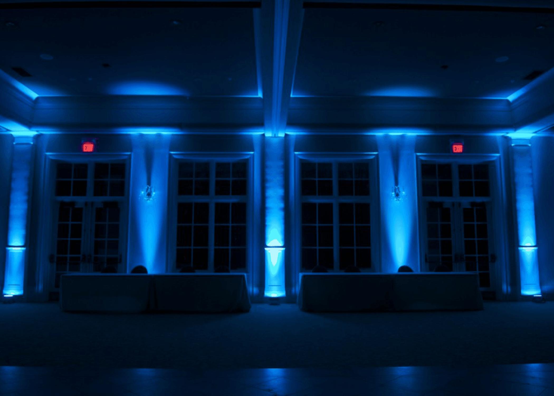 uplights-blue