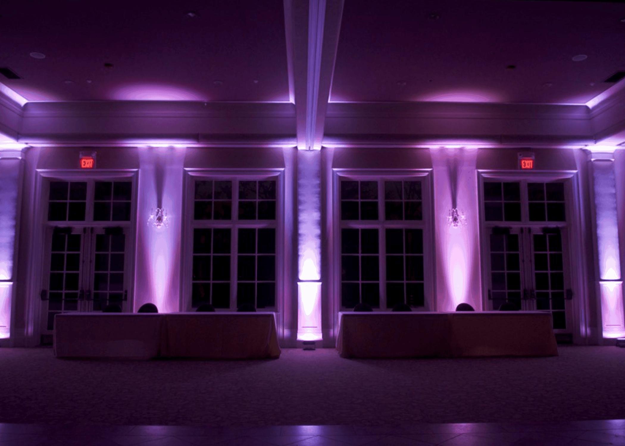 uplights-purple